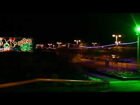 Skegness Illuminations Night Shots (HD)