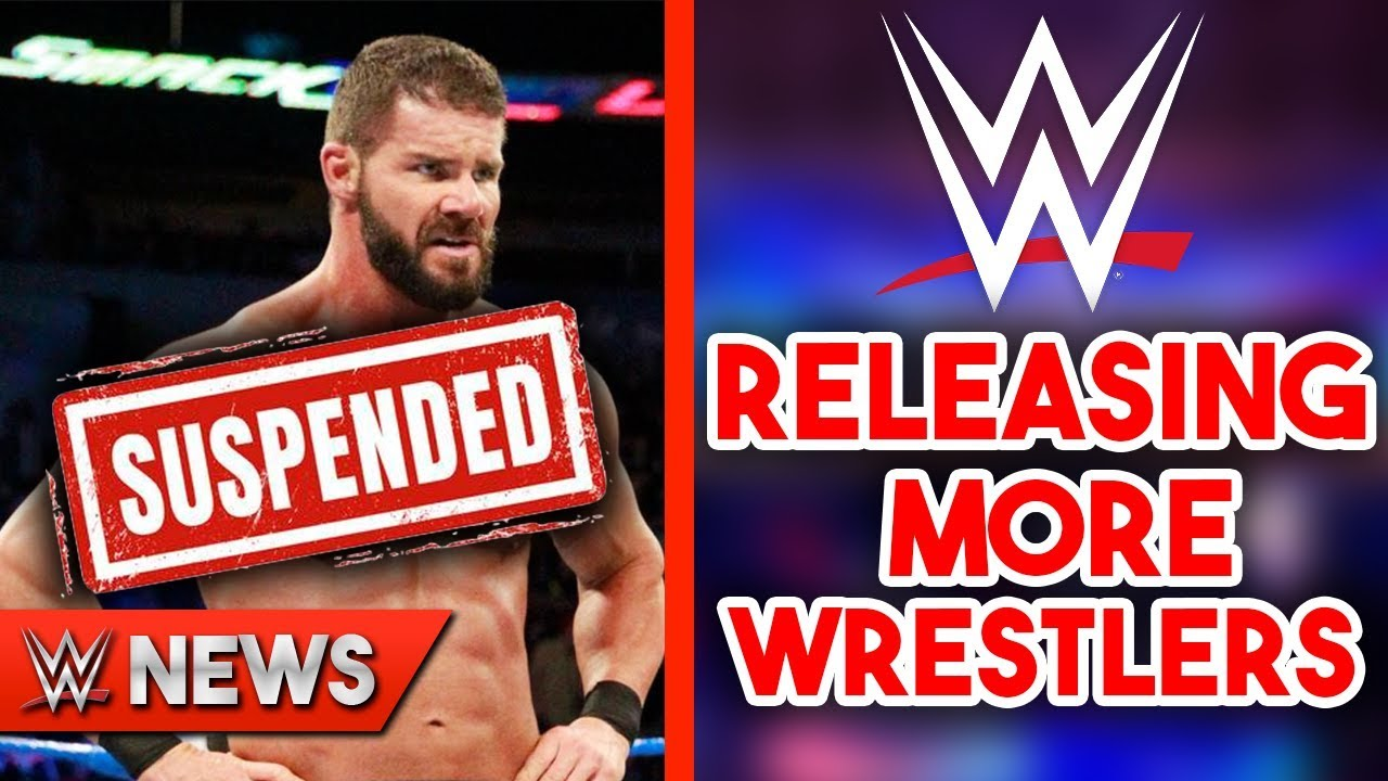 Robert Roode Suspended For Failing Test Wwe Releasing More Wrestlers Wwe News Ep 295