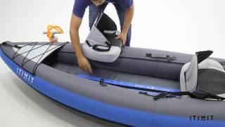 gonfler et ranger son matriel de kayak itiwit