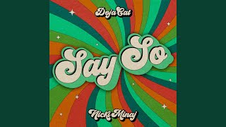 Doja Cat Say So (Original Remix) (feat. Nicki Minaj) Video