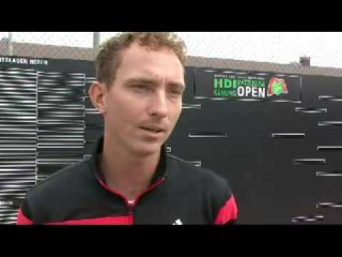 Matwé Middelkoop over HDI-Gerling Rotterdam Open - YouTube