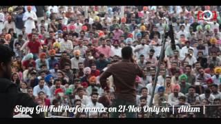 Teaser - sippy gill live performance || mehfil 4 || punjabi university patiala || attizm