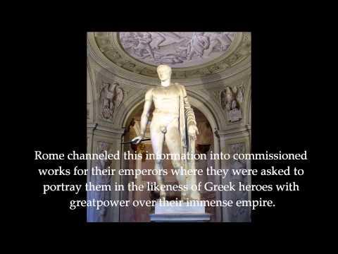 How Greece Influenced Roman Art