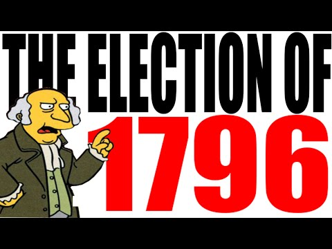 The 1796 Election Explained