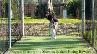 How to Play the Pull Shot- Batting Drills - Cricket Coaching