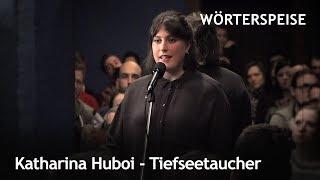 Katharina Huboi – Tiefseetaucher