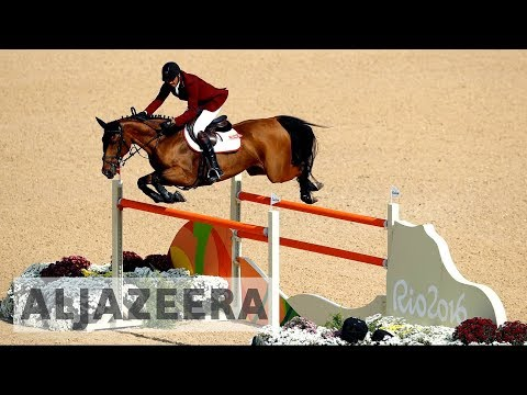 Qatar and Saudi Arabia to compete at show-jumping event
