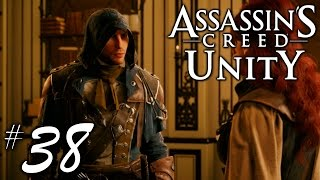 Caught Red Handed - Assassin's Creed Unity Playthrough Part 38