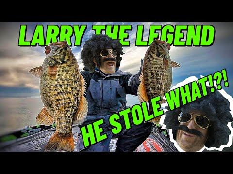 """Larry """"THE"""" Legend Stole WHAT!?!? from YouTube · Duration:  4 minutes 13 seconds"""