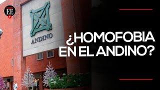 Besatón en respuesta a caso de discriminación en el Andino | Noticias | El Espectador