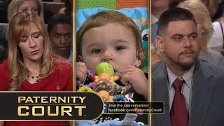 Messy Drama! Man Denies Best Friend's Ex's Child (Full Episode)   Paternity Court