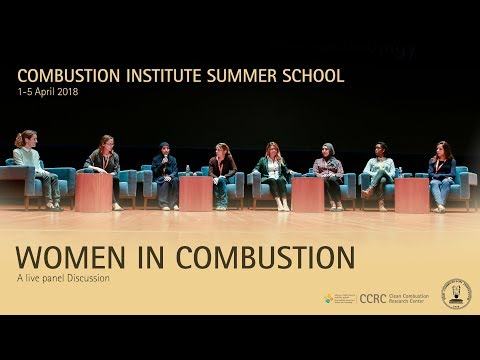 Women in combustion