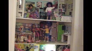 Basilmentos Doll House Tour 2013!
