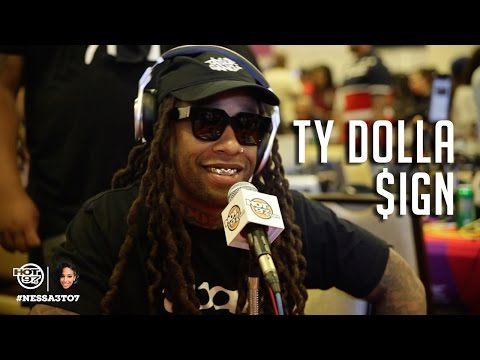 Ty Dolla $ign On His New GF, Lil Wayne + Bedroom Anthems