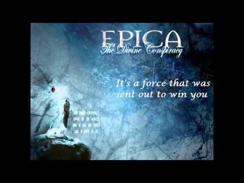 Epica - Sancta Terra (fan made karaoke with on screen lyrics)