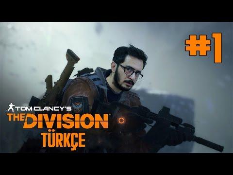 İnsanlık Düştüğünde Biz Uyanırız ! | Tom Clancy's The Division Türkçe Bölüm 1