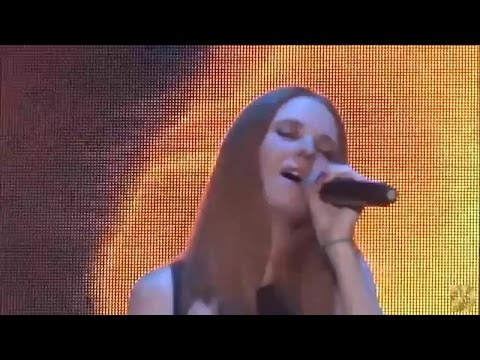 Lena Katina (t.A.T.u.) - Live @ Mr. Gay Pride 2016 (TV Version)