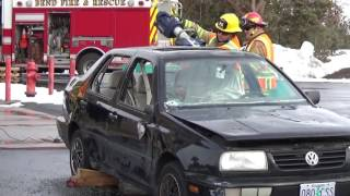 Extrication - Vehicle Glass and Roof Removal