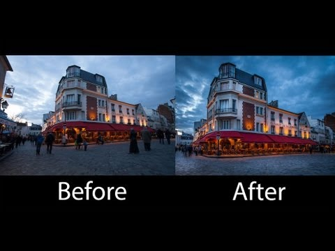 How to Use the Clone Stamp Tool to Remove Tourists with Photoshop - PLP #41 by Serge Ramelli