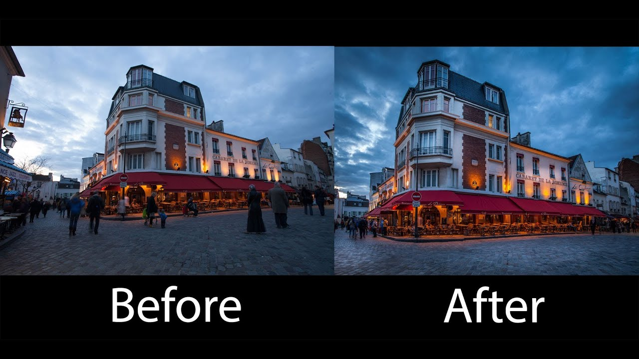 How to Use the Clone Stamp Tool to Remove Tourists with Photoshop - PLP #41 by Serge Ramelli ...