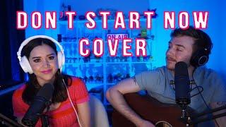 Don't Start Now - Dua Lipa (Live Acoustic Cover) Megan Nicole