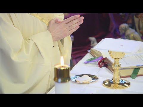 Catholic Mass: 1/2/19   Saints Basil and Gregory