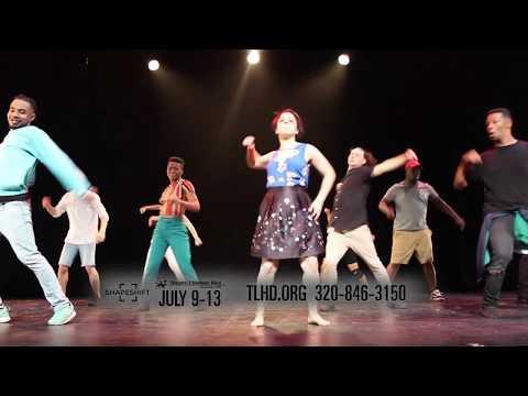 code promo 0456d 78ef8 Shapeshift — Theatre L'Homme Dieu