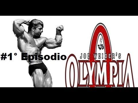 A historia do Larry Scott - Serie Olympias 1° Episodio