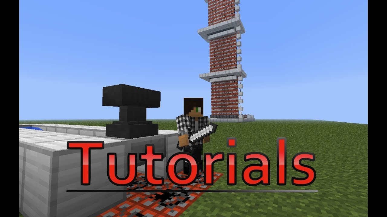 Minecraft Tutorials - E66 Anvil Forge (Survive and Thrive ...