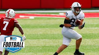 Top 50 Plays Of Penn State TE Pat Freiermuth   Big Ten Football In The 2021 NFL Draft
