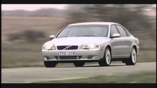 Volvo S80 Driving 2004