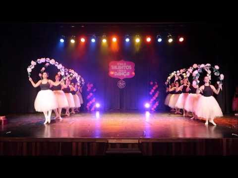 Ballet Adulto Iniciante - Valsa das flores