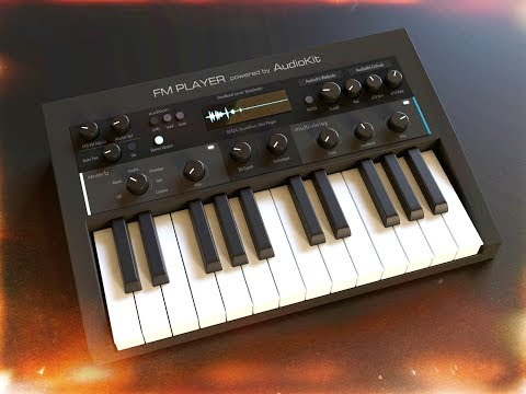 FM Player - FREE - Updated With 16 New Classic Presets - Demo for the iPad