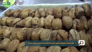 مصر العربية | مهندسون سوريون يصدّرون التين المجفف من تركيا إلى بلدان عربية