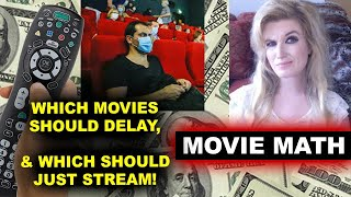 Movie Theaters Reopen vs Coronavirus - Which Movies Digital Release?!