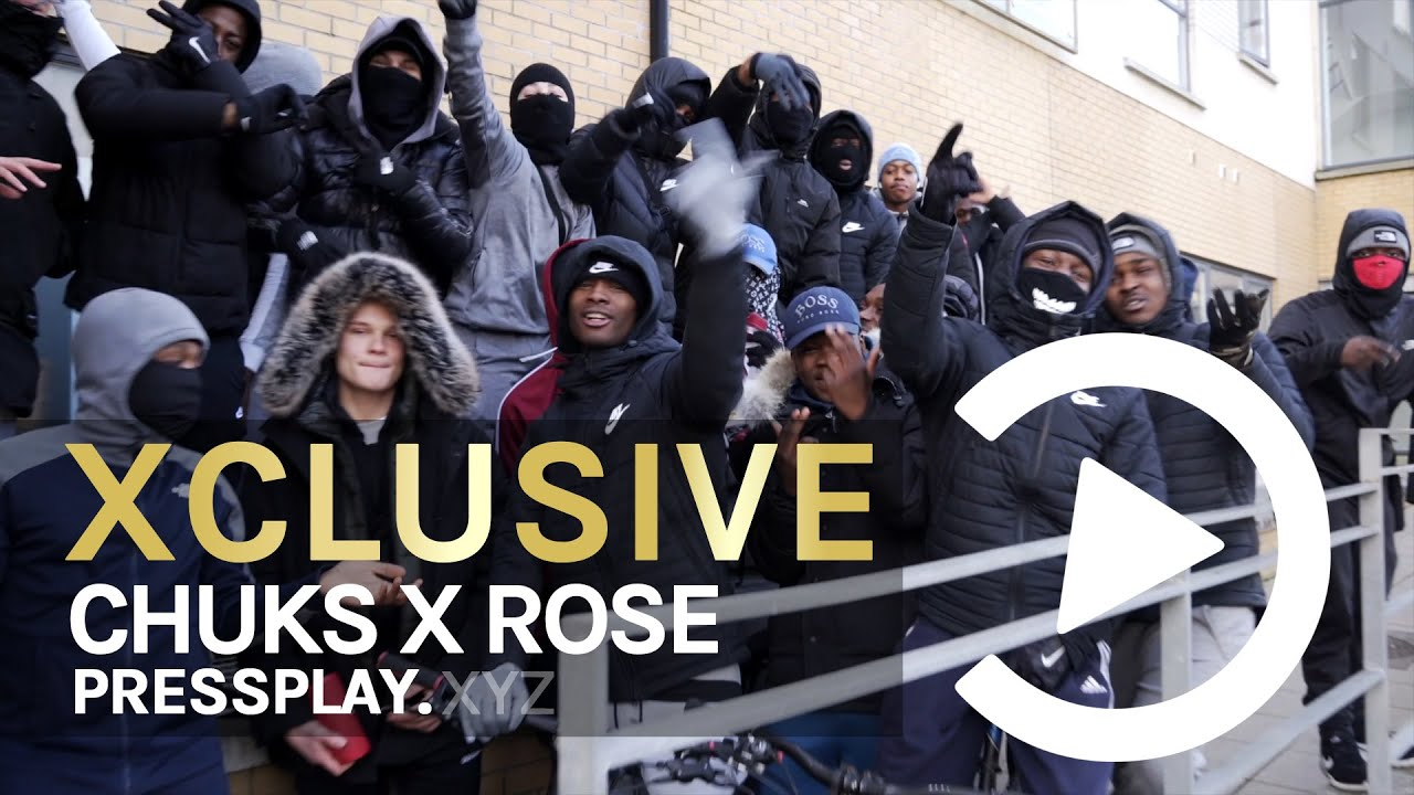 Download #AV9 Chuks X Rose9 - Facts 🇮🇪 (Music Video) #IrishDrill | Pressplay