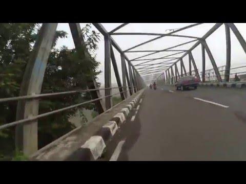 Jembatan Bacem (dari Sukoharjo ke Solo)