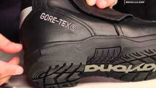 Daytona Lady Star Boots GTX Boots Review at RevZilla.com