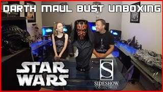 Sideshow Collectibles Darth Maul Artist Proof Bust (1/2 scale) | Guru Reviews