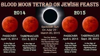 Fox News Discusses The Coming Four Blood Moon Tetrad Prophecy Oct 16, 2013