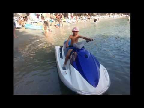 Summer in Albanian riviera 2014