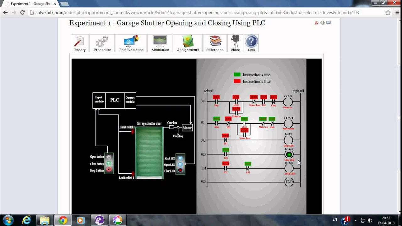 Garage Door With Wiring Diagram Plc Schematic Diagrams Powermaster Introduction To Electrical Wheels