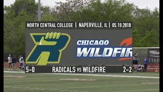 Game Highlights: Madison Radicals at Chicago Wildfire — Week 8