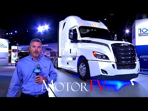 2017 NORTH AMERICAN COMMERCIAL VEHICLE SHOW l Daimler Press Conference (ENG)