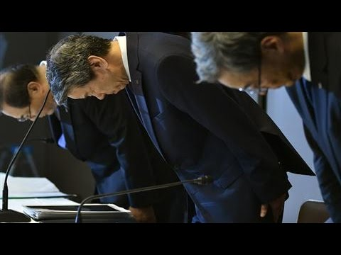 Toshiba CEO Bows Out Over Accounting Scandal