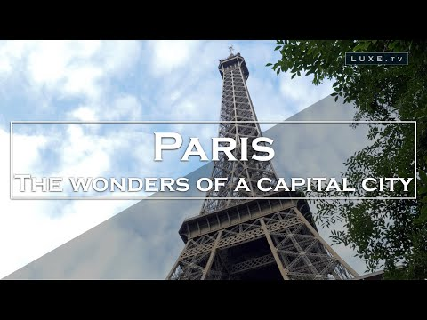 Tourism in Paris - the Top 10