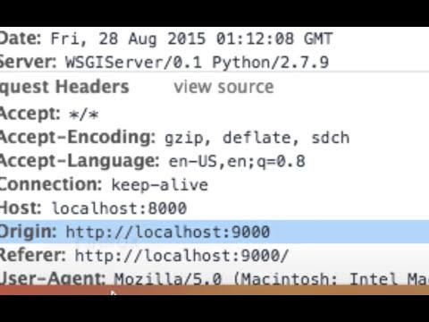Creating WSGI Middleware - Alan Christopher Thomas - Minted - PythonKC