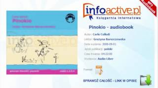 Pinokio audiobook mp3 - Carlo Collodi