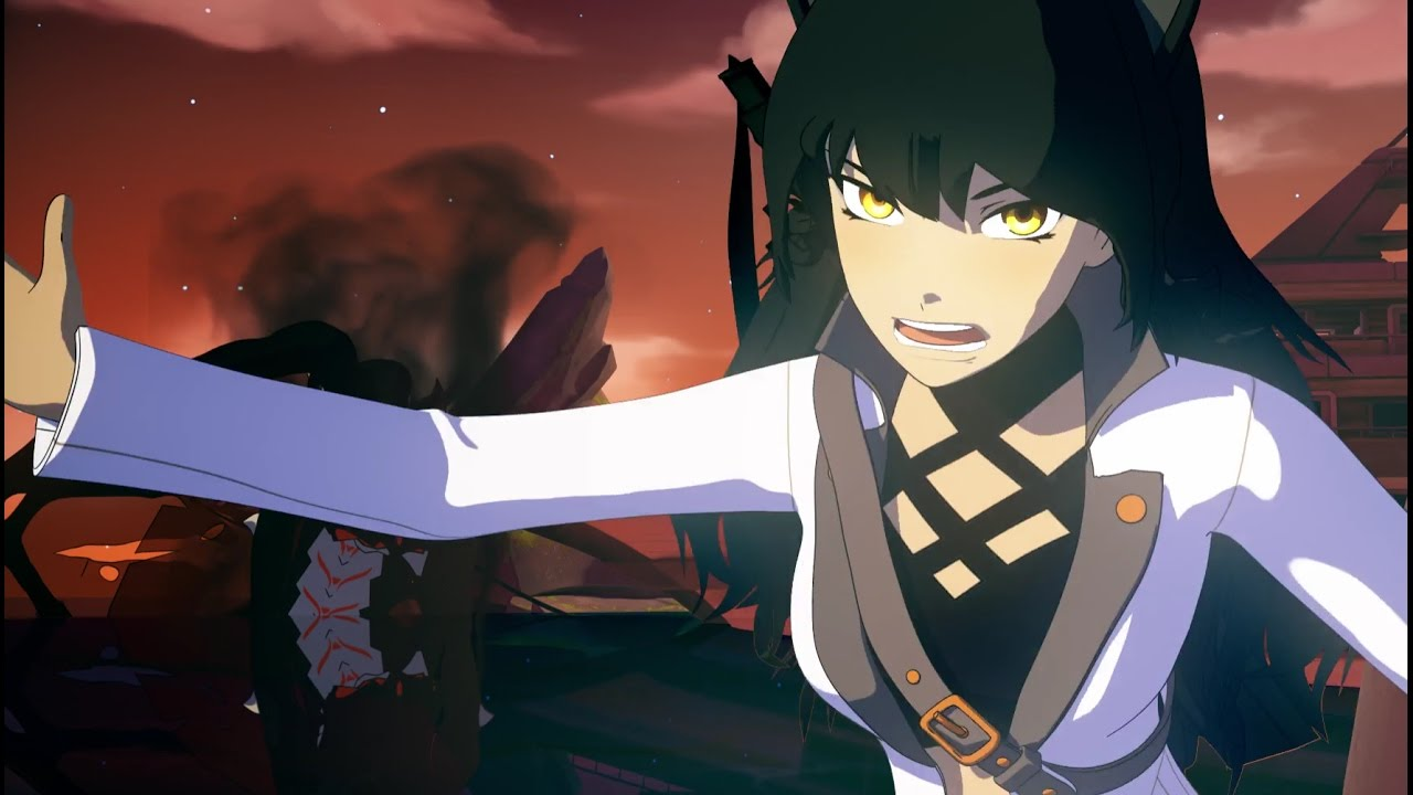 RWBY Volume 4 Chapter 3: Of Runaways and Stowaways █ Review, Analysis &  Comments
