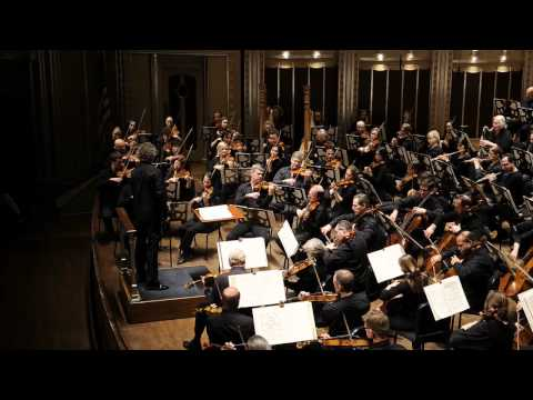 The Cleveland Orchestra - Salle Pleyel